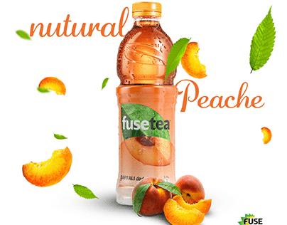 Natural juice Socia media