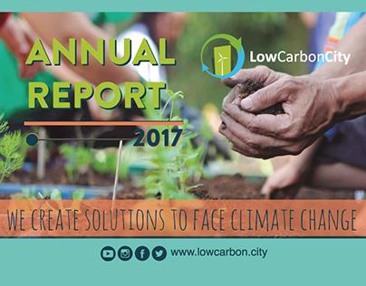 Reporte Anual y Video LowCarbonCity