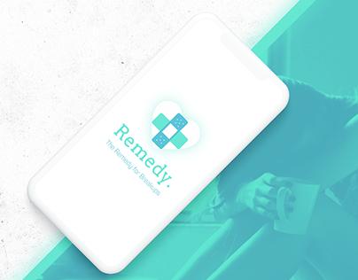 Remedy - Relationship App