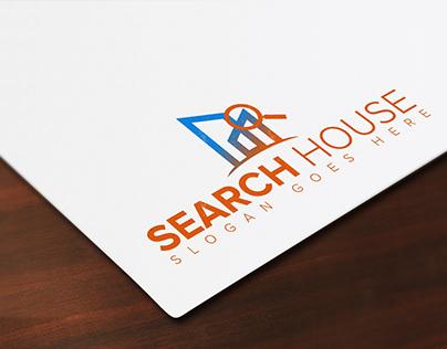 Search House Logo