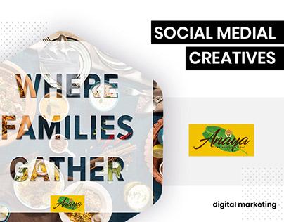 Social Media - Anaya by BrandzGarage