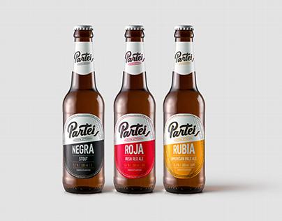 Partei   Cerveza Artesanal