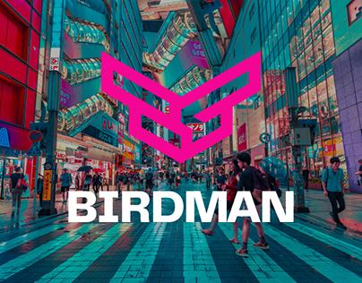 Birdman — New Website