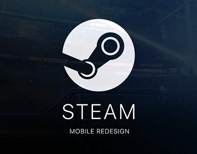 Steam Mobile Redesign
