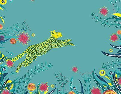 Pattern and Illustration