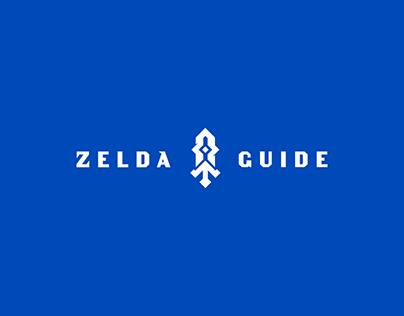 Zelda Guide - Logo Design