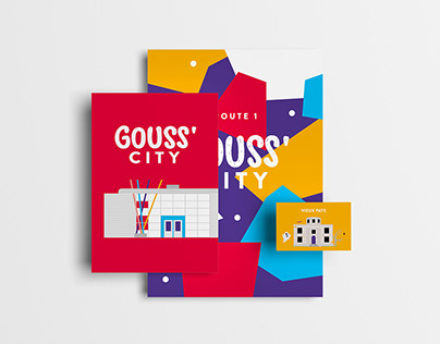 ILLUSTRATION - Gouss' City