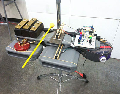 Solenoid Percussion Kit