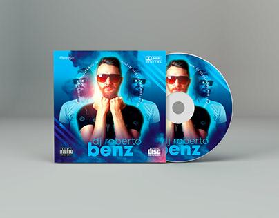 Mix Artist – CD Cover PSD Template