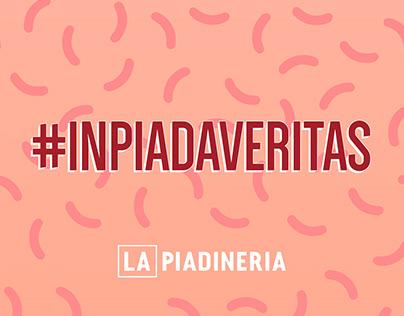 #InPiadaVeritas | La Piadineria