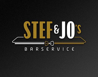 Stef & Jo's Barservice - Corporate Design