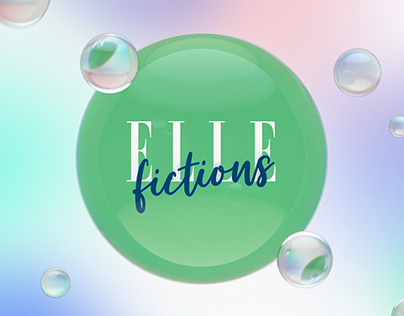 ELLE Fictions - TV Channel Branding