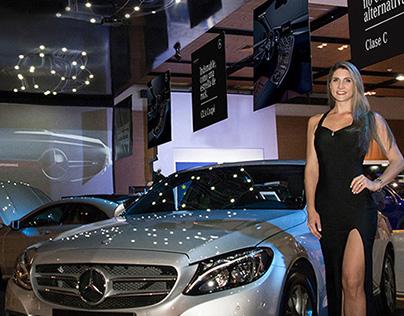 Stand Mercedes-Benz Euroshow 2017