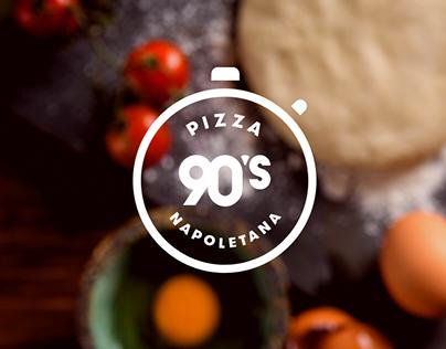 Pizza 90's®