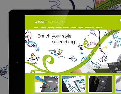 wacom Education