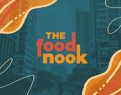 The Food Nook (Rebranding Concept)
