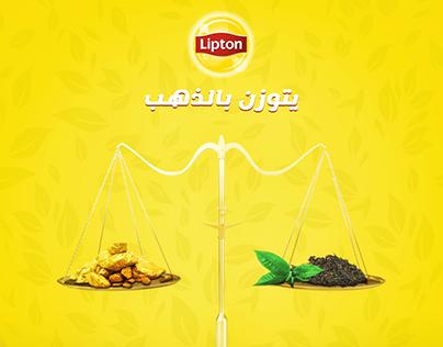 Lipton - Social media