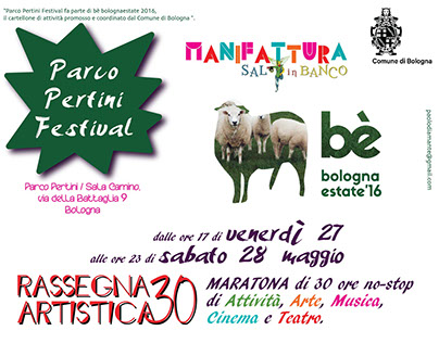 Parco Pertini Festival 2016