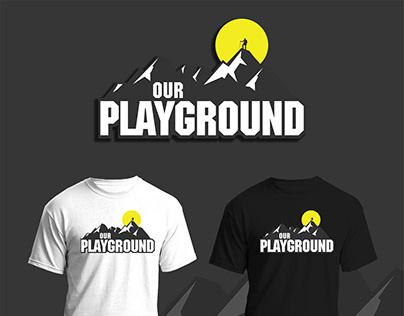 OUR PLAYGROUND SHIRT - DESIGNCROWD