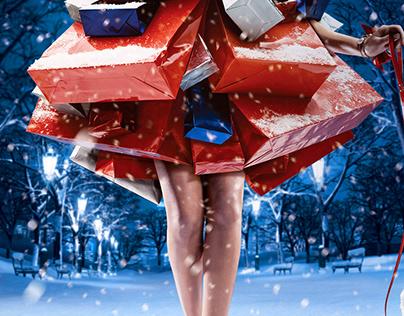 AUPARK Shopping Center – CHRISTMAS
