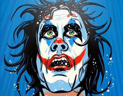 Joker- Underwater