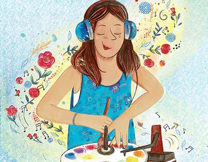 color music
