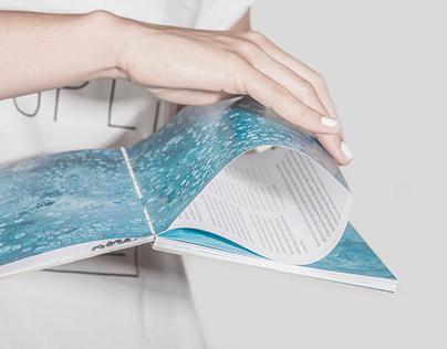Single Stream, experimental book design