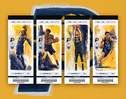 Indiana Pacers - 2020 Season Tickets