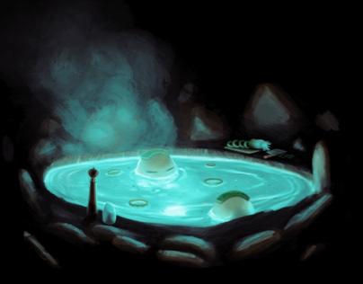 Hard Boiled Springs