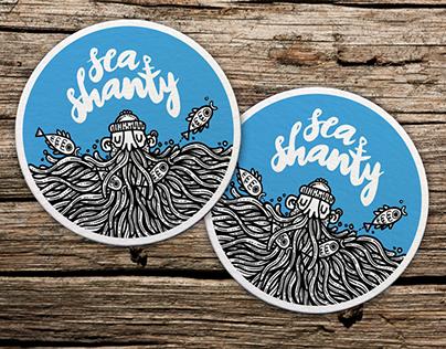 Sea Shanty Branding