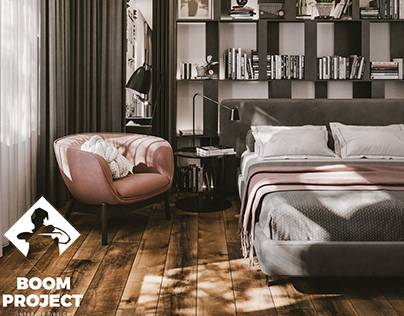 Bedroom in Odessa #7