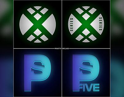Xbox Series X & PlayStation 5 Monograms