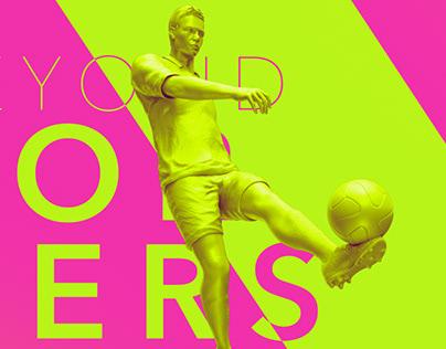 Beyond Borders // Adidas