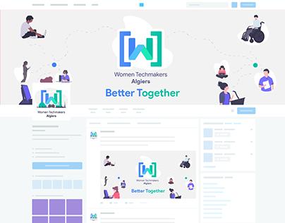 WTM Algiers' Social Media Identity