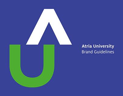 Atria University Brand Guidelines