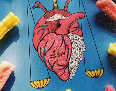 Libra Heart