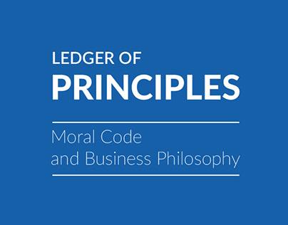 Y&A – Ledger of Principles