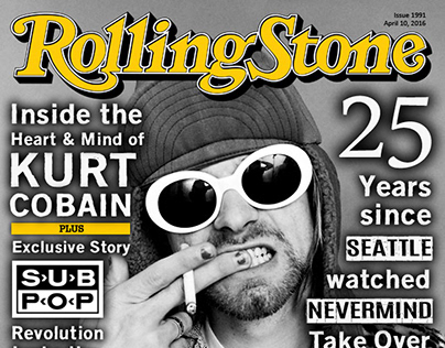 RollingStone Covers