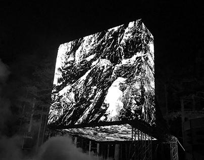 Stage Design - DRAAIMOLEN Festival 2017