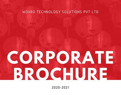 woxro corporate brochure