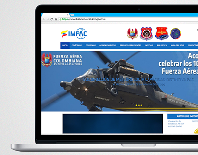 Fuerza Aérea Colombiana - SIMFAC