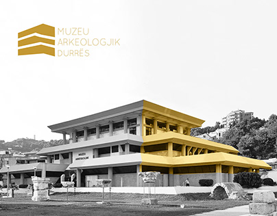 Brand Identity - Durrës Archaeological Museum