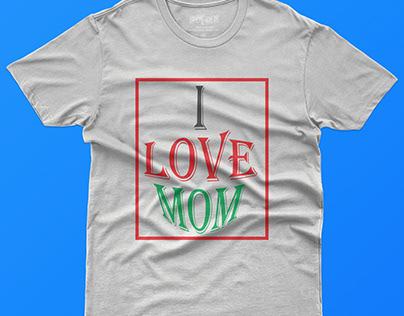 T-Shirt Design Mom