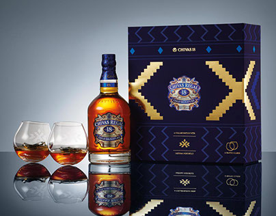 Chivas 18 Year Old Limited Edition