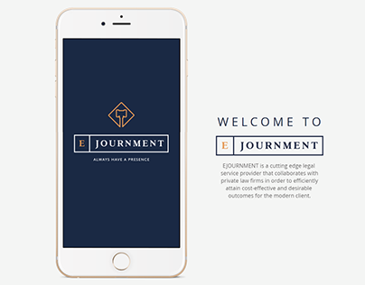 EJOURNMENT App Website
