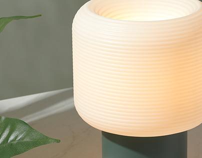 Maskor Lamp for Gantri