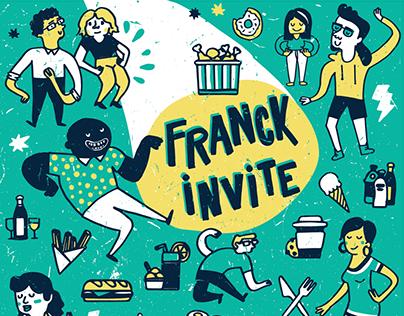 Franck Invite