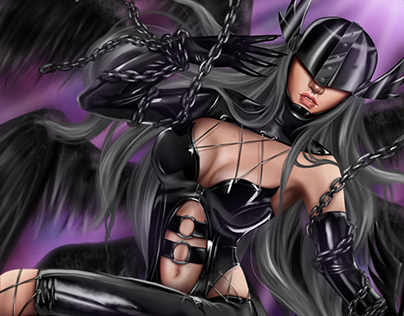 Lady AngeDevimon