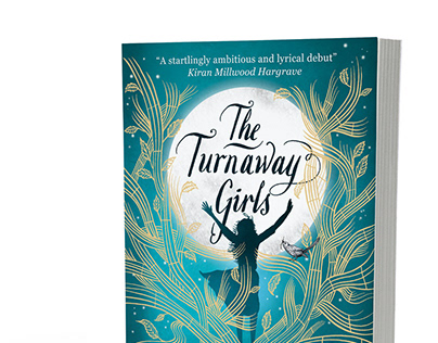 'The Turnaway Girls' cover: UK edition