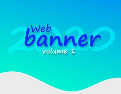 Web Banner - volume 1